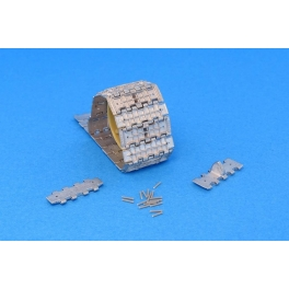 MTL-35020 Tracks for Tип-34 550mm M1942 Winter-spring Type 2
