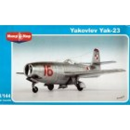 MM 144-009 1/144 Yak-23 Flora /2 in the box/