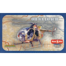 MM 48-001 1/48 OH-6A Loach