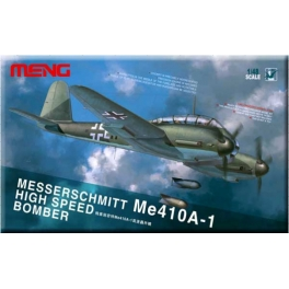 LS-003 1/48 Messerschmitt Me 410A-1 Hight Speed Bomber