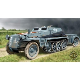 72238 1/72 Sd.Kfz.252 German armored munitions carrier