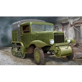72266 1/72 P-107 Aviation tractor (AFN)