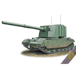 "72429 1/72 FV4005 ""JS-killer"" 183mm on Centurion hull"