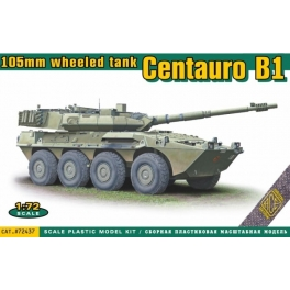 72437 B1 Centauro 105mm wheeled tank