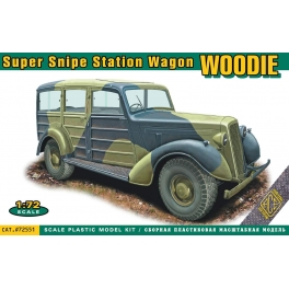 72551 Super Snipe Heavy Utility (Woodie) 1\72