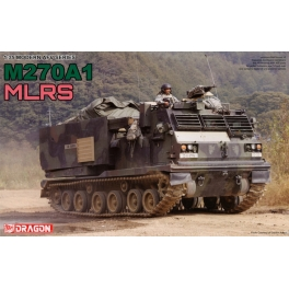 3557 1/35 M270A1 Multiple Launch Rocket System (MLRS)