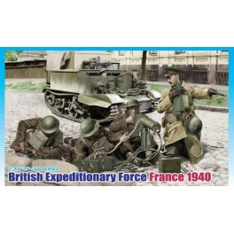 6552 1/35 British Expeditionary Force, France 1940