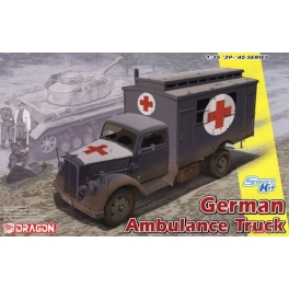 6790 1/35 German Ambulance Truck
