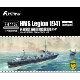 FH 1103 1/700 HMS Destroyer Legion 1941