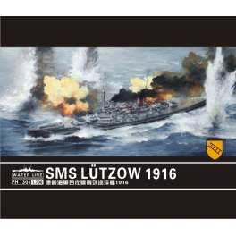 FH 1301	 1/700 SMS Luetzow 1916(Normal version)