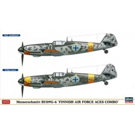 02259 Messerschmitt Bf109G-6 Finnish,