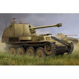 80169 1/35 Marder III Ausf.M Tank Destroyer Sd.Kfz.138 - Early