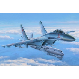 81712 1/48 Su-27 Flanker early