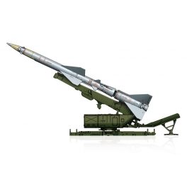 82933 Sam-2 Missile with Launcher Cabin 1\72