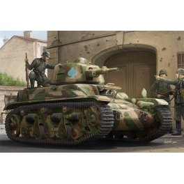 83893 French R39 Light Infantry Tank 1/35