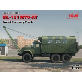 35520 1/35 ZIL-131 MTO-AT