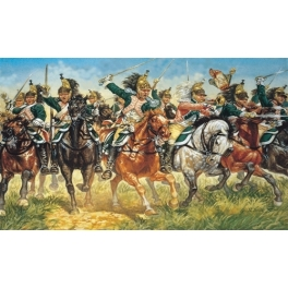 6015 1/72 French Dragoons