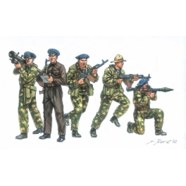 61691/72 Soviet Special Forces 80s