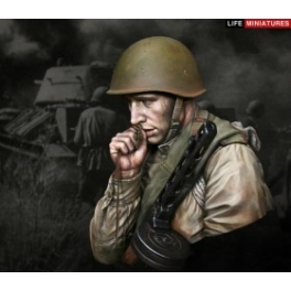 LM-B011 1/10 WW2 Young Red Army Infantryman, July 1943, Battle of Kursk