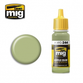 AMIG0244 DUCK EGG GREEN (BS 216)