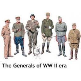 35108 1/35 The Generals of WW II