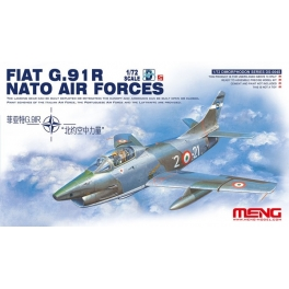 DS-004s 1/72 FIAT G.91 R NATO AIR FORCES