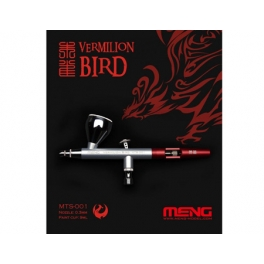 MTS-001 VERMLION BIRD 0.3mm AIRBRUSH