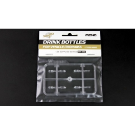 "SPS-002 ""Drink Bottles For Vehicle/Diorama"""