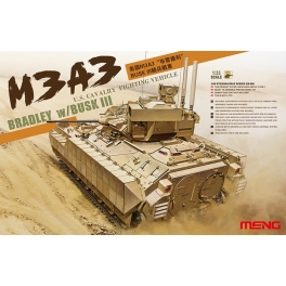 SS-006	1/35 M3A3 Bradley w/BUSK III (without interior)