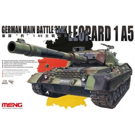 TS-015	1/35 German main battle tank LEOPARD 1 A5