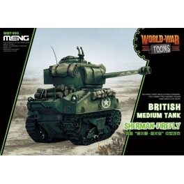 WWT-008 British Medium Tank Sherman-Firefly