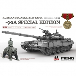 ES-005 1/35 Russian Main Battle Tank Tип-90A Special Edition