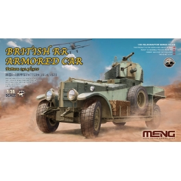 VS-010 1/35 British R-R Armored Car Pattern 1914/1920