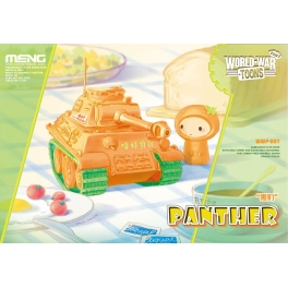 WWP-007 Panther - WorldWar Toons