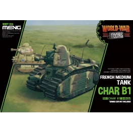 WWT-016 French Medium Tank Char B1