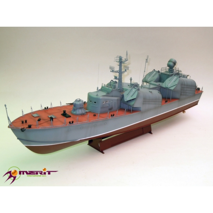 67201 1/72 Russian Navy OSA Class Missile Boat OSA-1