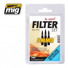 AMIG7450 	FILTER SET FOR WINTER AND UN VEHICLES