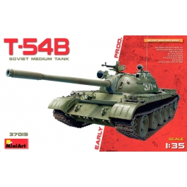 37019 1/35 T-54B EARLY PRODUCTION