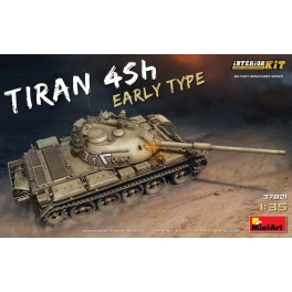 37021 1/35 Tiran 4 St Early type w/interior