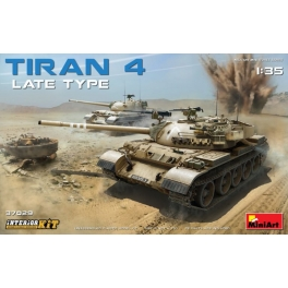 37029 1/35 Tiran 4 Late type w/interior