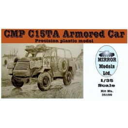 35100 1/35 CMP C15TA Armored Carrier