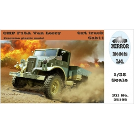 35108 1/35 CMP F15A FORD VAN LORRY