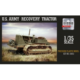 35853 	1/35 U.S. Army Recovery Tractor