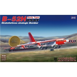 UA72208 1/72 B-52H early type Stratofortress strategic Bomber limit Ver