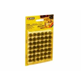 """07044 Grass Tufts XL """"Meadow"""" 42 pieces, 9 mm"""