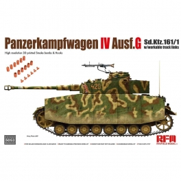RM-5053 Pz.kpfw.IV Ausf.G without interior 1\35