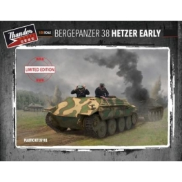 TM35103 1/35 Bergehetzer Early Special Edition