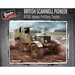 TM35202 1/35 British Scammell Pioneer R100 artillery tractor