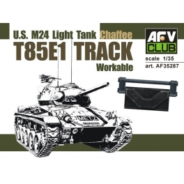AF35287 1/35 T85E1 TRACK for U.S. M24 Light Tank (Workable)