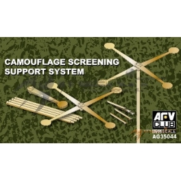AG35044 1/35 CAMOUFLAGE Screening Support System